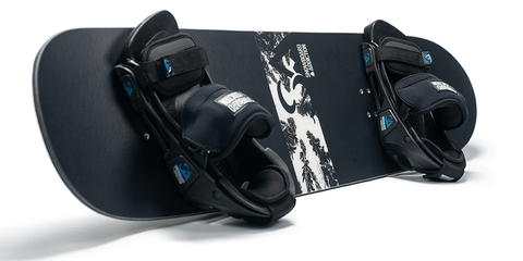 Snowboard Addiction Tramp Board