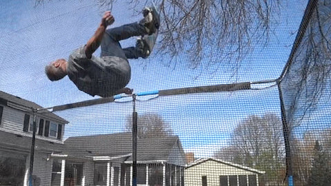 Trampoline Training