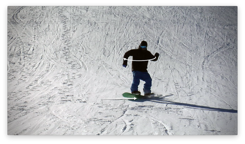 Heel Edge Turn, and A Upper Body WIndup