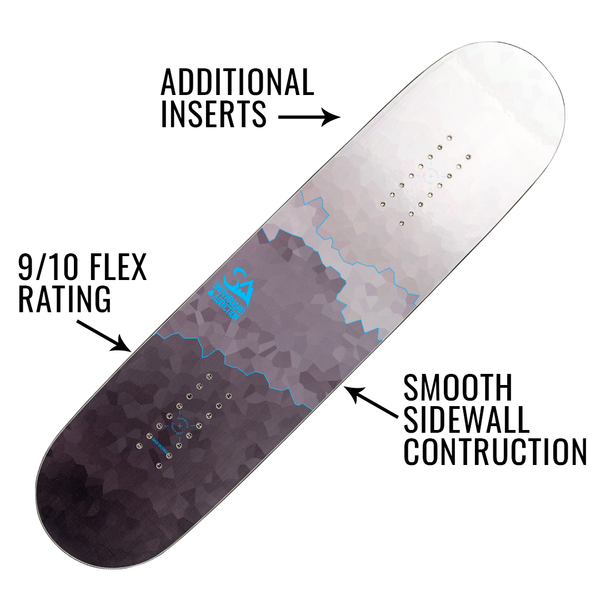 Snowboard Addiction Jib Board