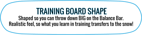 Training Board Shape