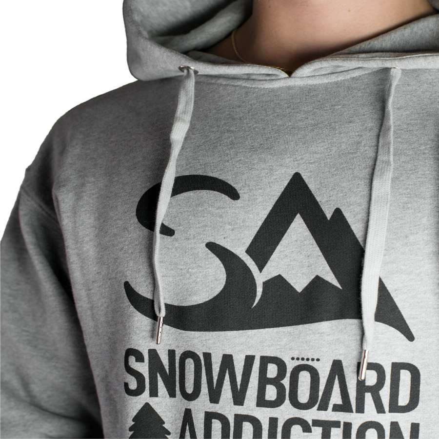 Snowboard Addiction Hoodie