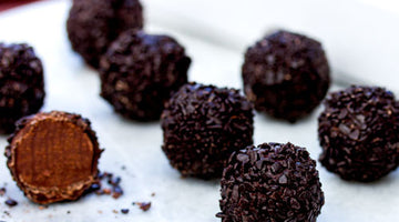 Single Origin Dark Chocolate Truffles