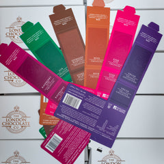 london chocolate company packaging