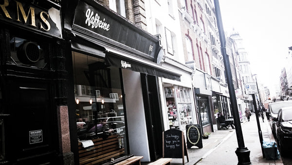 Kaffeine Coffee London
