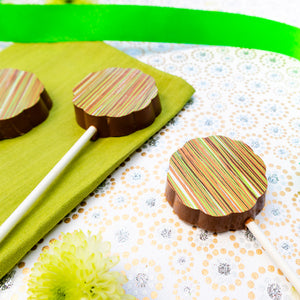 gin lollies by the london chocolate company