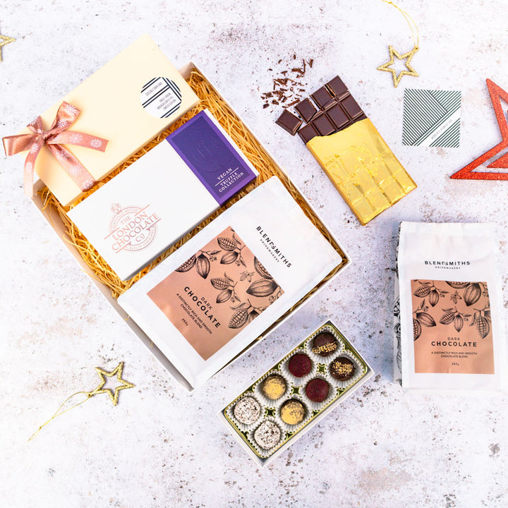 London Chocolate Vegan Hamper Gift Box