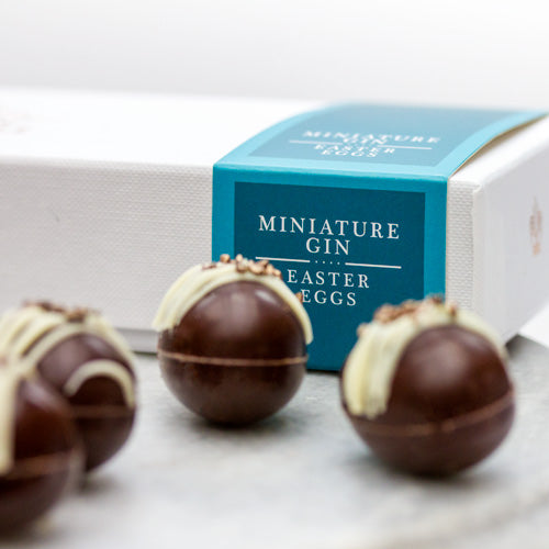 Limited Edition Miniature Gin & Tonic Easter Eggs Gift Box