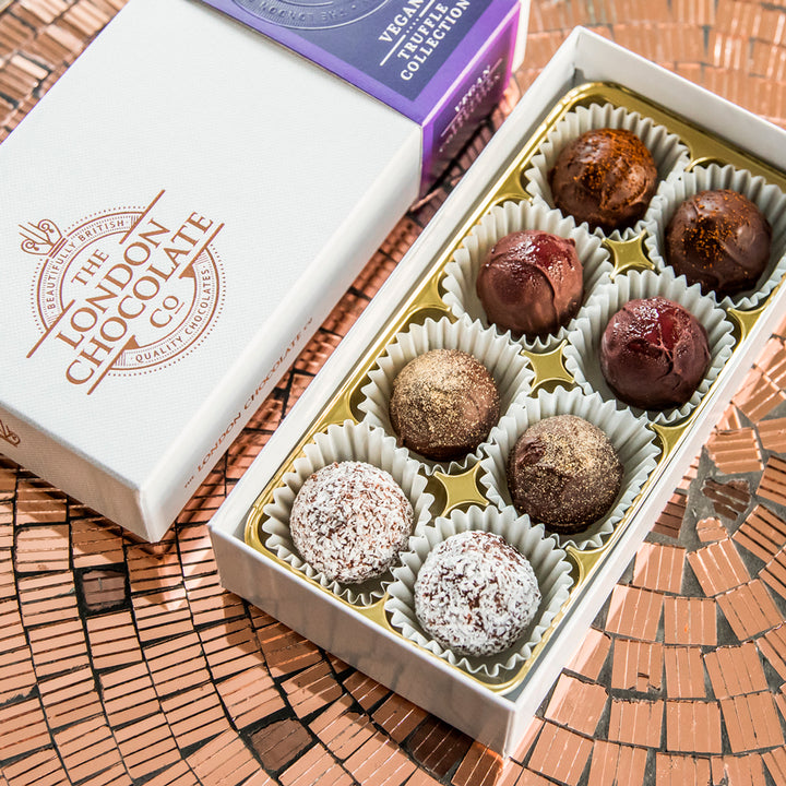vegan chocolate gift box