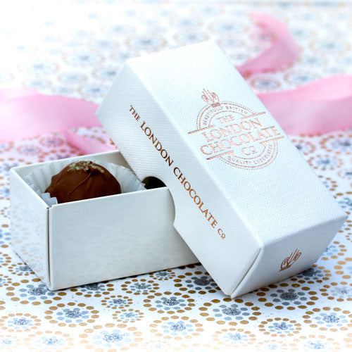Chocolate Wedding Favors.Signature Chocolate Wedding Favour