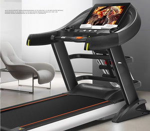 HD Color screen Treadmill