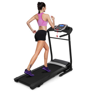 ANCHEER New Folding Treadmill