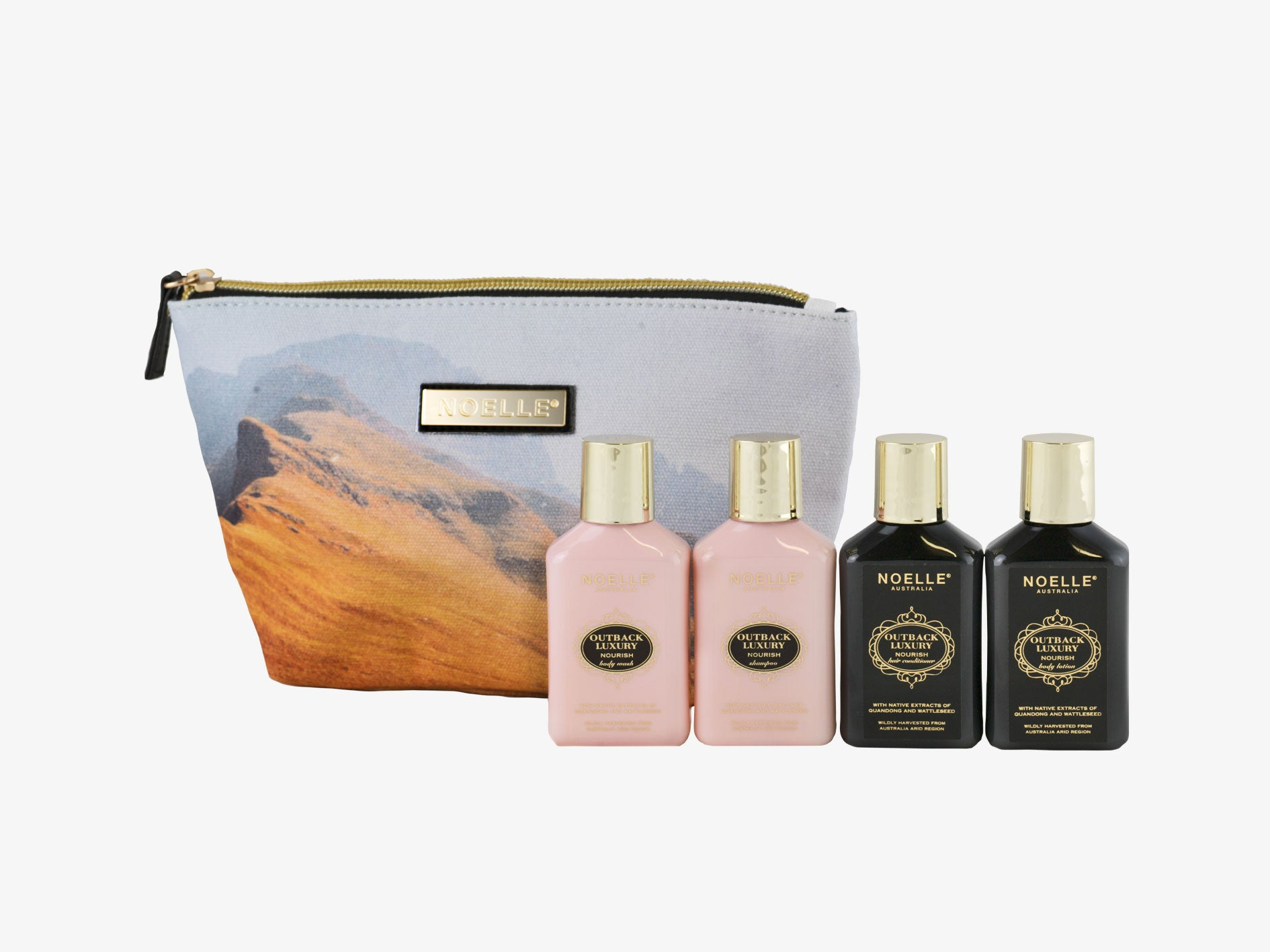 Noelle Australia - Outback Nourish Travel Set