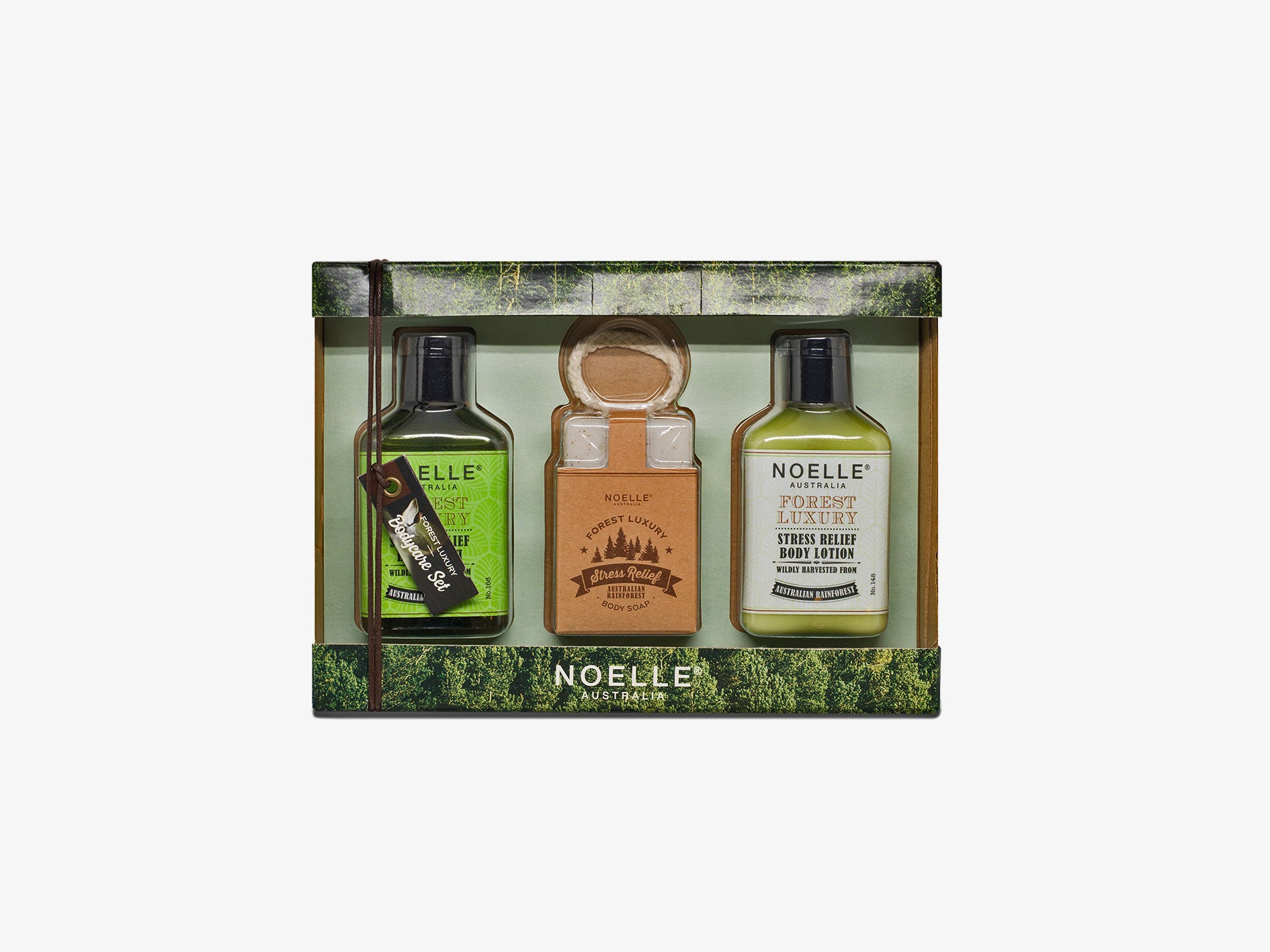 Noelle Australia - Rainforest Mini Body Care Coffret