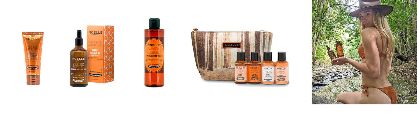 Noelle - Woodland Luxury Energy Bath & Body Product Carousel