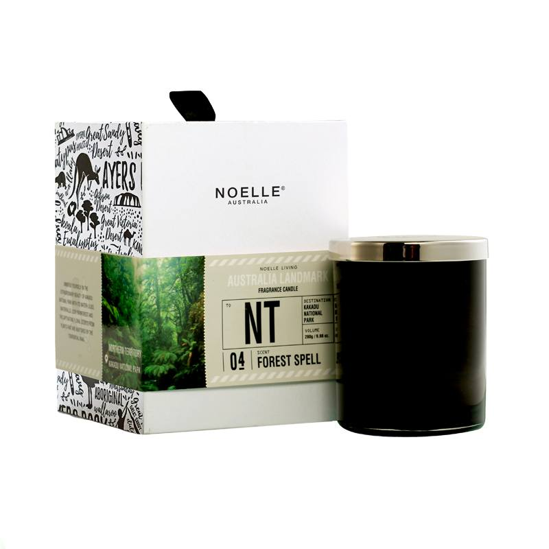 Home Fragrance - NT Forest Spell Candle