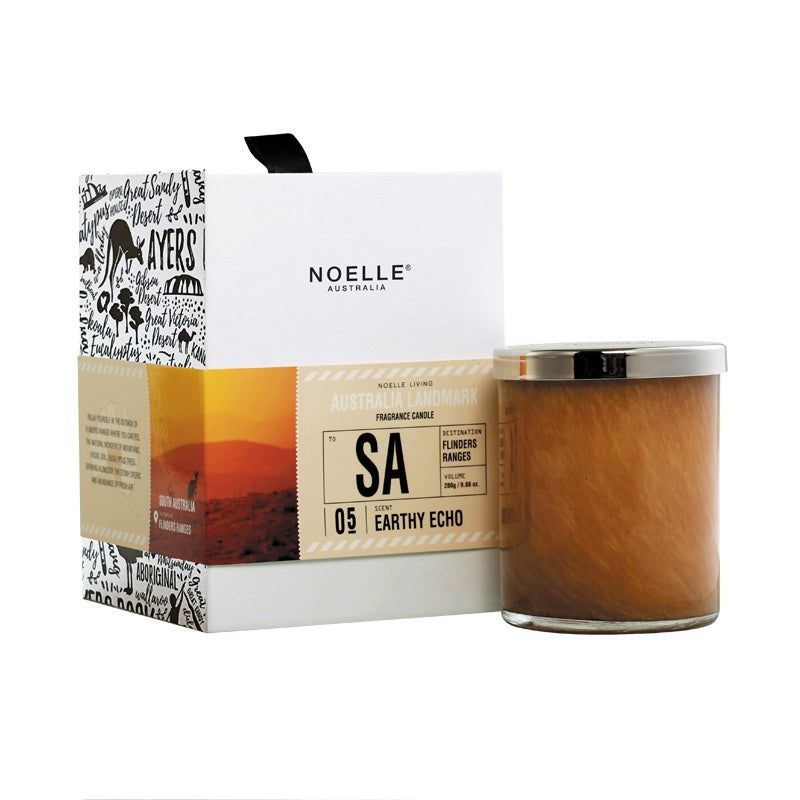 Home Fragrance- SA Earthy Echo Candle