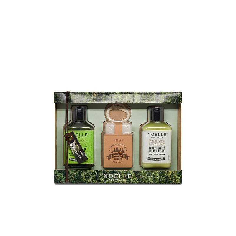 Skincare - Stress Relief Mini Bodycare Kit