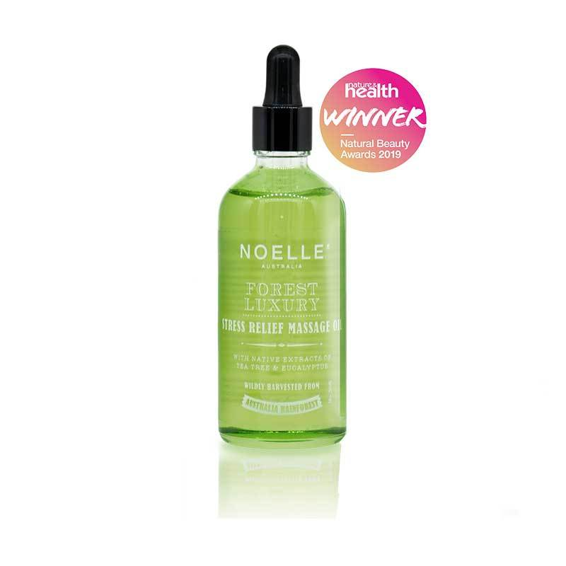Noelle Australia Body Oil - Stress Relief Massage Oil