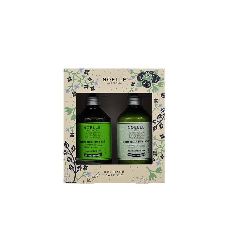 Skincare - Stress Relief Duo Hand Care Kit