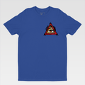 Urban Art Company - King Redd - Let There Be - T-Shirt - Royal Blue