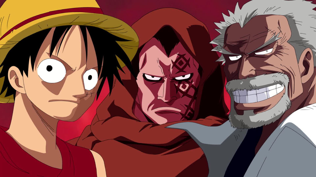 Famille Luffy