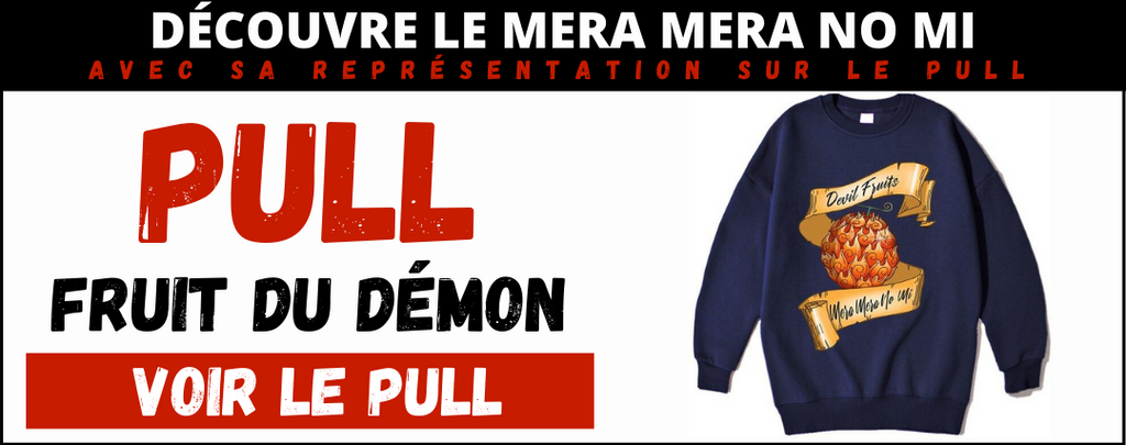 Pull One Piece Fruit Du Démon