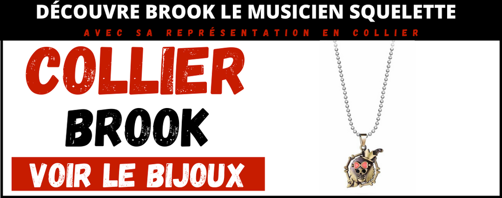 Collier de Brook One Piece