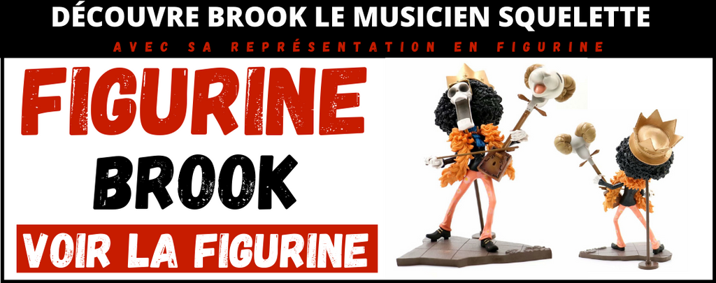 Figurine de One Piece Brook