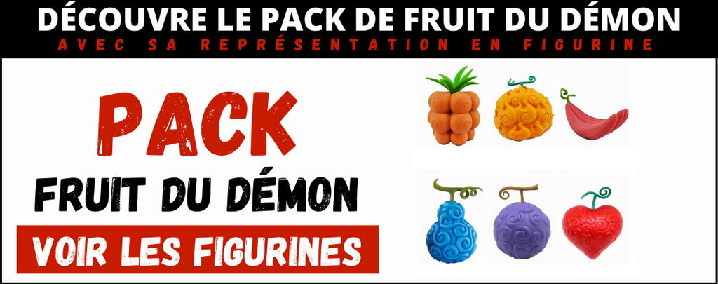 Pack Fruit Du Démon