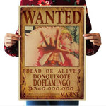 Wanted Doflamingo