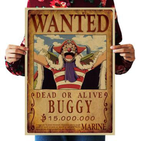 Wanted Baggy