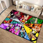 Tapis One Piece Multicouleur