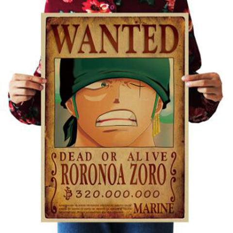 Wanted Zoro