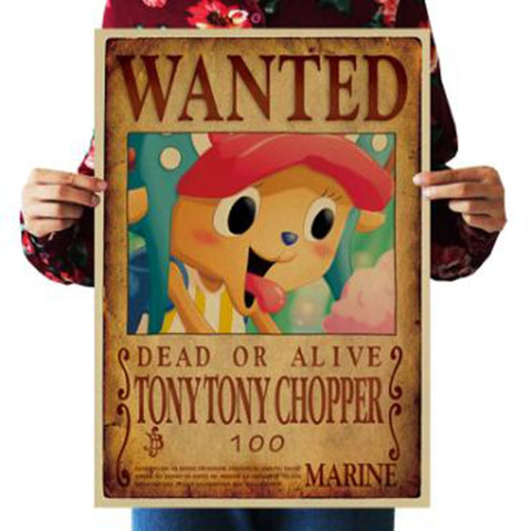 Wanted Tony Tony Chopper