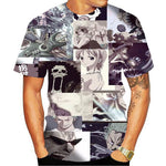T-Shirt One Piece Manga