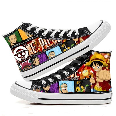 Chaussure One Piece Cartoon