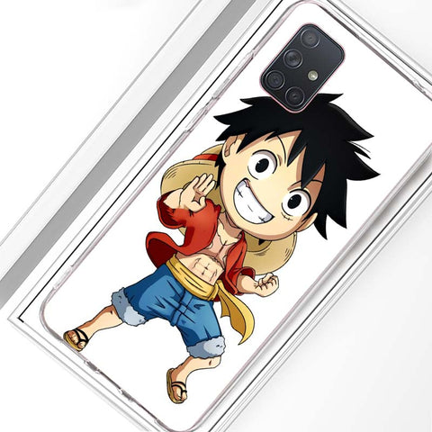 Coque One Piece Samsung A01