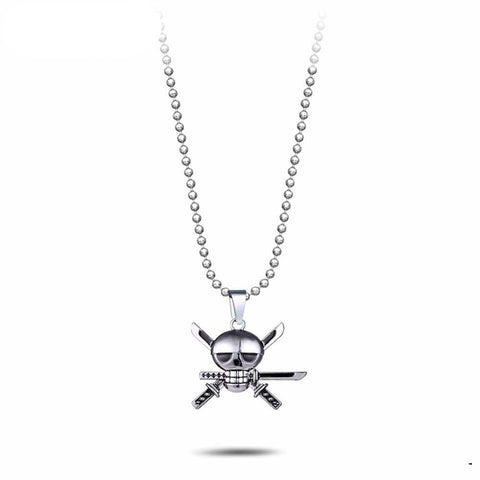 Collier One Piece Zoro
