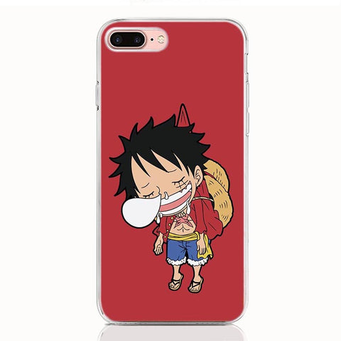 Coque One Piece LG Luffy Dort