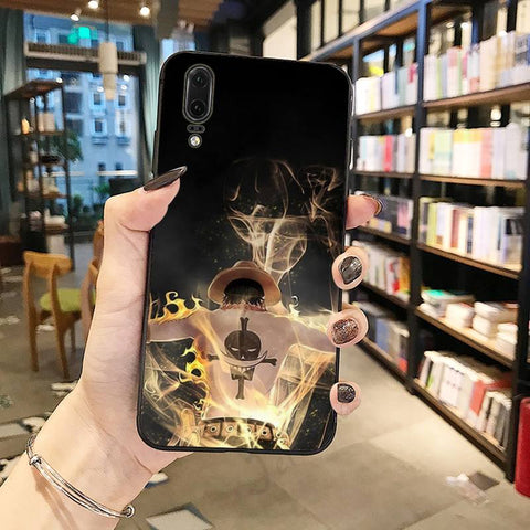 Coque One Piece Huawei Sacrifice