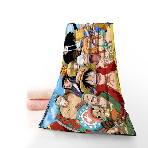 Serviette One Piece Fiesta