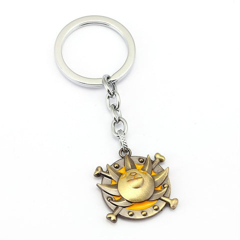 Porte Clef One Piece Thousand Sunny