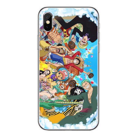 Coque One Piece Family