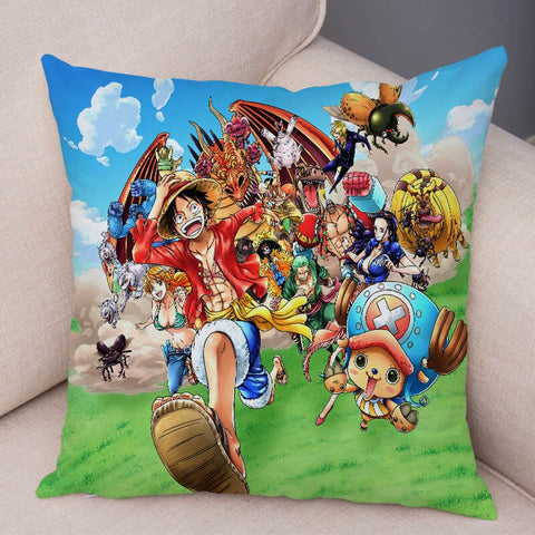 Coussin One Piece Aventure