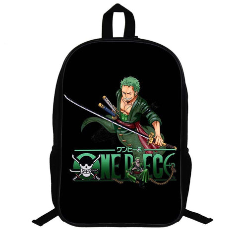 Sac à Dos One Piece Roronoa Zoro