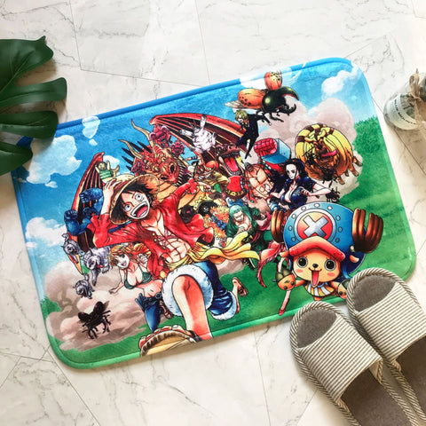 Tapis One Piece Aventure
