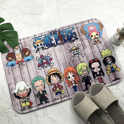 Tapis One Piece Mini Mugiwara
