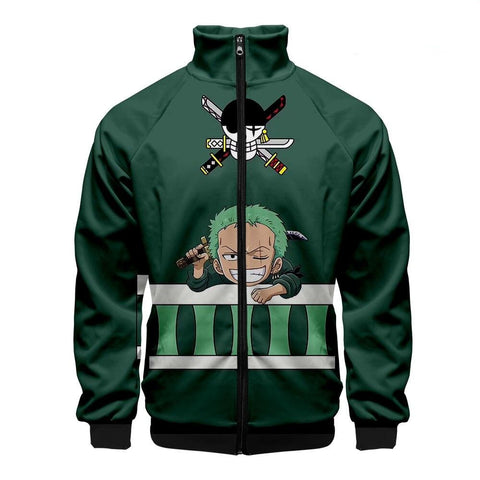 Veste One Piece Sport Zoro