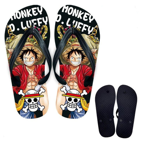 Claquette Monkey D. Luffy